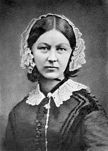 Florence Nightingale - Source: Wikipedia